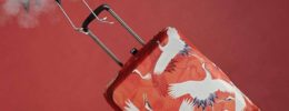 德國LOQI博物館系列行李箱套